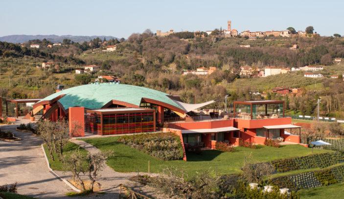 Scoprite il Buonamico Wine Resort & il Ristorante Syrah