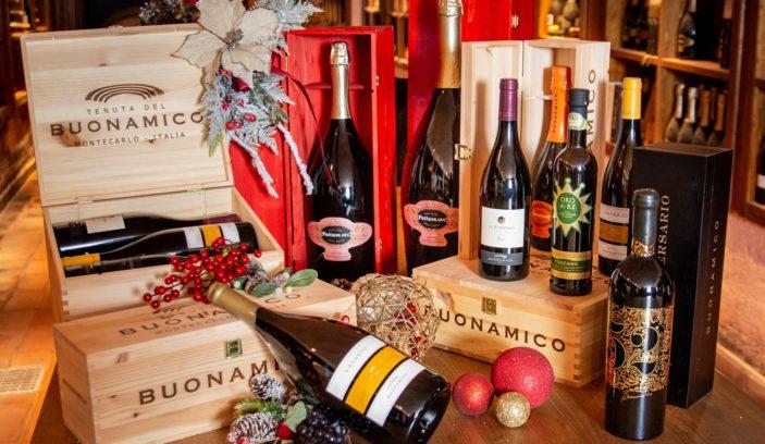 Buonamico Shop: Nasce il primo Ecommerce per ricevere i vini a casa propria!
